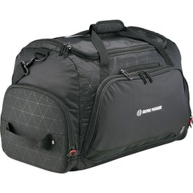 "22"" Elleven Traverse Compu-Duffel Bag Imprinted with Your Logo"