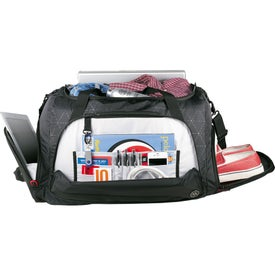 "Branded 22"" Elleven Traverse Compu-Duffel Bag"