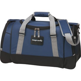 "Promotional 22"" Deluxe Travel Duffel"