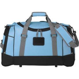 "22"" Deluxe Travel Duffel for Promotion"