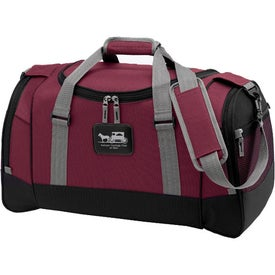 "22"" Deluxe Travel Duffel Giveaways"