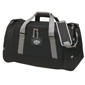 "Personalized 22"" Deluxe Travel Duffel"
