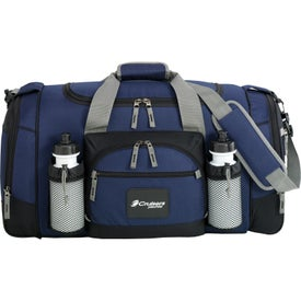 """Imprinted 25"""" Expedition Duffel"""