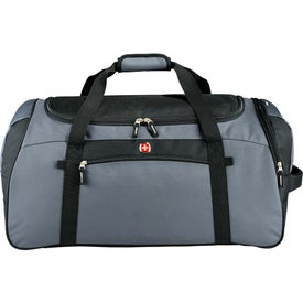 """Wenger 26"""" Cargo Duffel Bag Printed with Your Logo"""