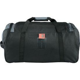 "Imprinted Wenger 26"" Cargo Duffel Bag"