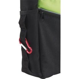 2-Tone Computer Messenger Bag for your School