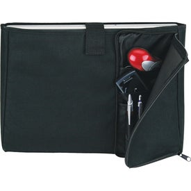 2-Tone Computer Messenger Bag for Advertising