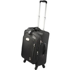 Travelpro SkyGear 4-Wheeled Spinner Carry-On Imprinted with Your Logo