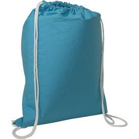 Company Cotton String-A-Sling Backpack