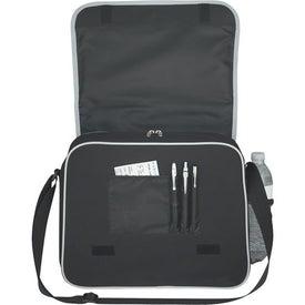 Soho Messenger Bag with Your Logo