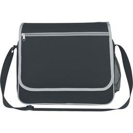 Soho Messenger Bag with Your Slogan