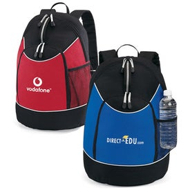Access Backpack with Your Slogan