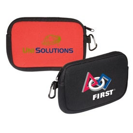 Accessory Pouch - Neoprene Branded with Your Logo