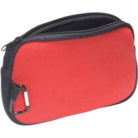 Advertising Accessory Pouch - Neoprene