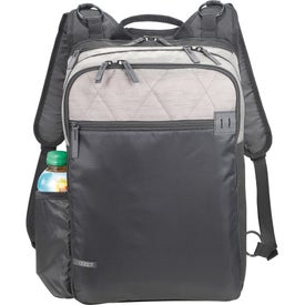 Adapt Convertible Checkpoint-Friendly Compu-Bag for Marketing