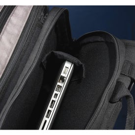 Branded Adapt Convertible Checkpoint-Friendly Compu-Bag