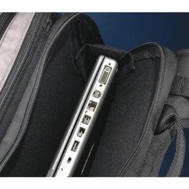 Advertising Adapt Convertible Checkpoint-Friendly Compu-Bag