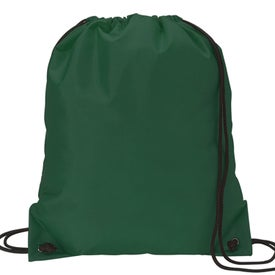 Drawstring Sport Pack Imprinted with Your Logo