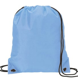Drawstring Sport Pack with Your Slogan