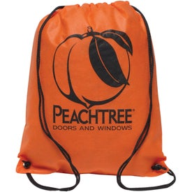 Aero Non-Woven Backsack for Advertising
