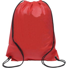 Aero Non-Woven Backsack Printed with Your Logo
