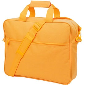 Aesop Briefcase with Your Slogan