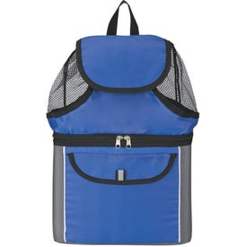 All-In-One Beach Backpack for Your Organization