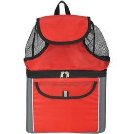 Personalized All-In-One Beach Backpack