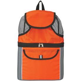 Logo All-In-One Beach Backpack