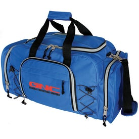Imprinted All-Purpose Sports Duffle