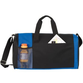 Alley Oop Duffel Imprinted with Your Logo