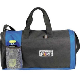 Alley Oop Duffel Printed with Your Logo