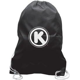 Company All-Purpose Cinch Bag Drawstring Backpack