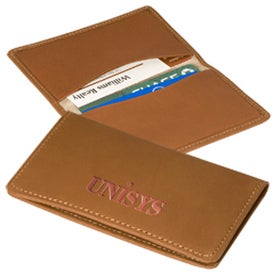 Alpine Card Case Branded with Your Logo