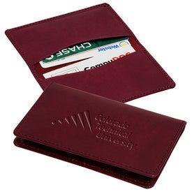 Custom Alpine Card Case
