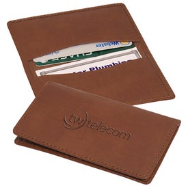 Alpine Card Case Imprinted with Your Logo