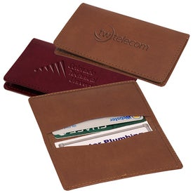 Alpine Card Case with Your Logo