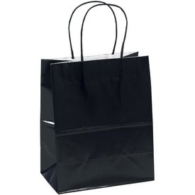 Amanda Gloss Shopper Bag (Colors)