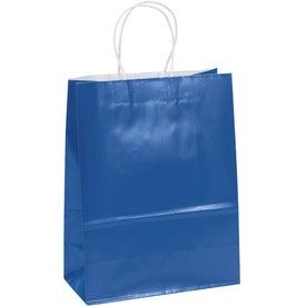 Customized Amber Gloss Shopper