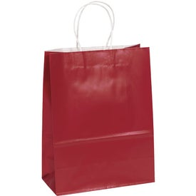 Advertising Amber Gloss Shopper