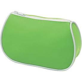 Amenities Bag With Mirror with Your Slogan