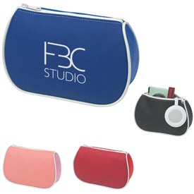 Company Amenities Bag With Mirror