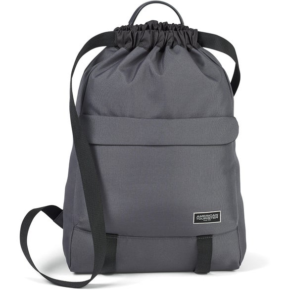 Gunite / Black American Tourister Embark Cinchpack
