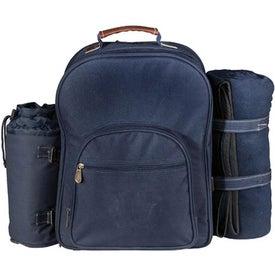 Custom Americana Deluxe Picnic Backpack