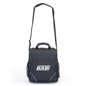 Imprinted Amsterdam Laptop Messenger Mate Bag