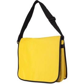 Anvil Messenger Bag for Advertising