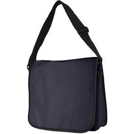 Promotional Anvil Messenger Bag
