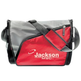 Advertising Aperture Messenger Brief Case