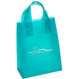 Branded Apollo Frosted Brite Shopper Bag