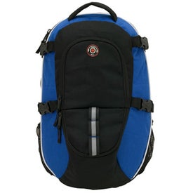Printed Arcadius Backpack